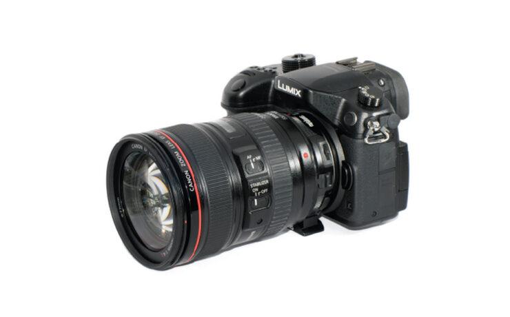 Metabones EF-M/43 Speedbooster XL Converts Panasonic GH4 Into 4K Super35mm Beast