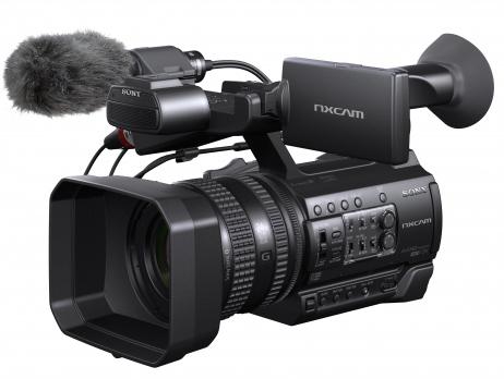 sony hxr nx 100 new entry level small sensor camcorder cinema5d. Black Bedroom Furniture Sets. Home Design Ideas