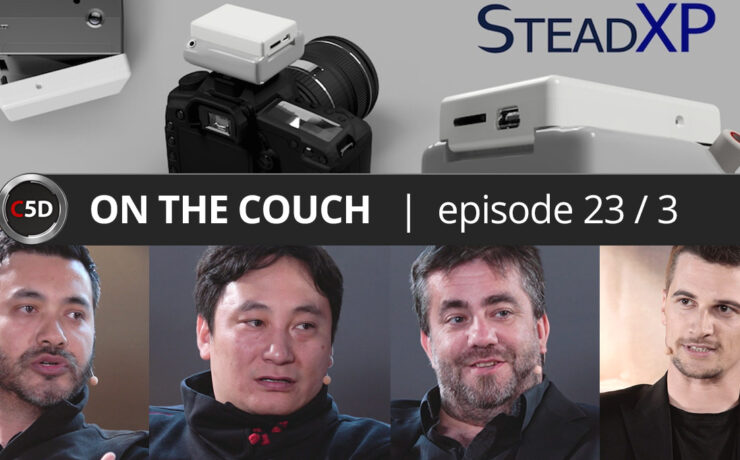 The Perfect Camera Stabilizer Isn't a Gimbal? - ON THE COUCH Ep 23 part 3 of 4 - Dan Chung, Clinton Harn, Emmanuel Pampuri