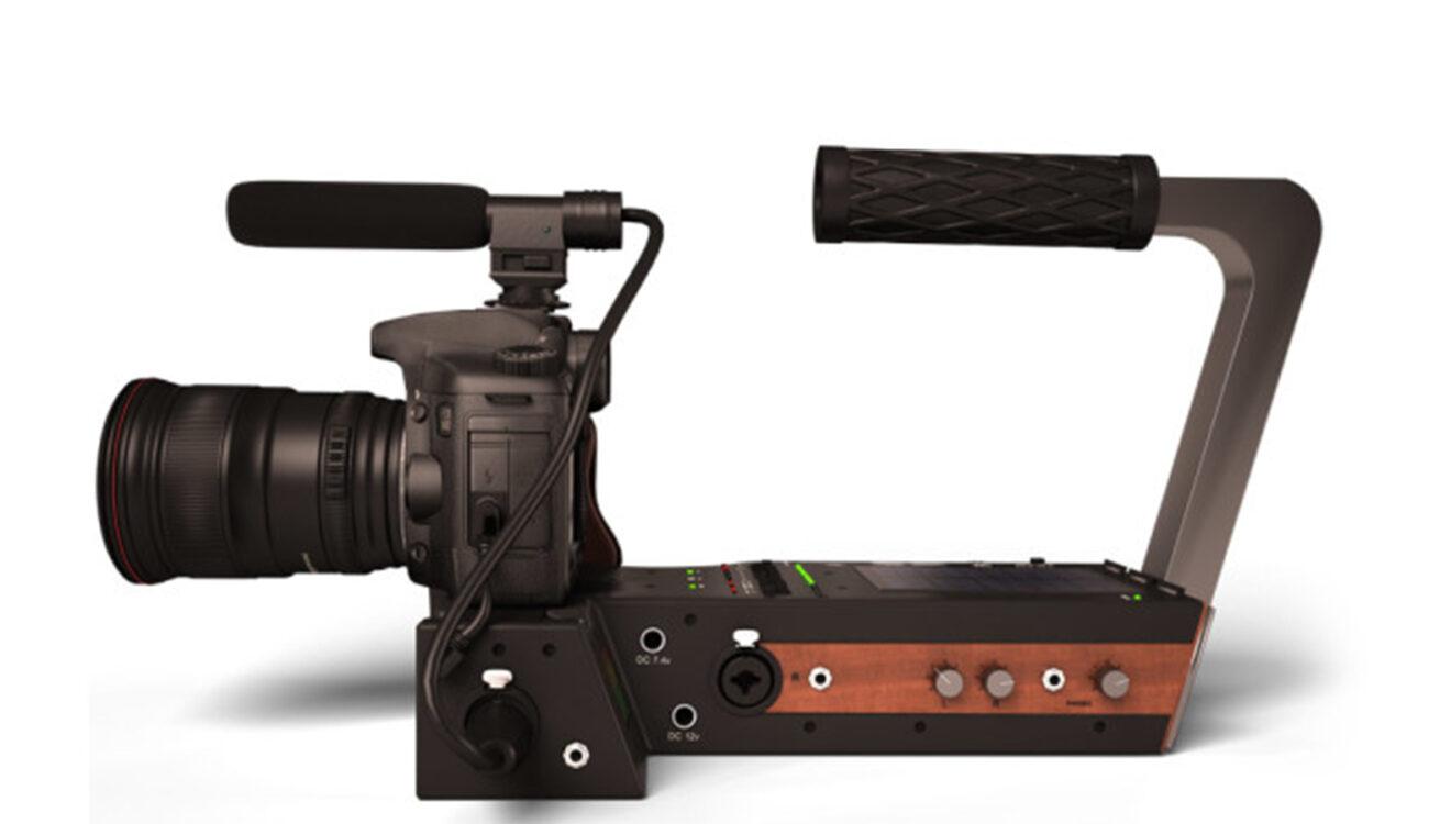 Pandora DSLR Optimizer - A Unique Camera Rig