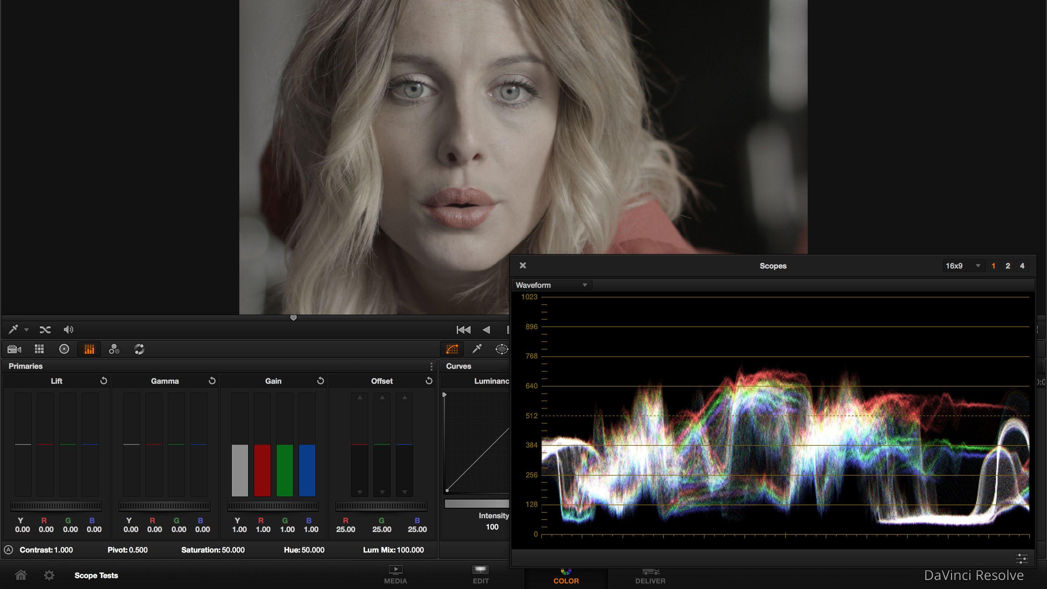 Conceptos de gradación de color (etalonaje): artículos de video y de etalonaje que no querrás perderte