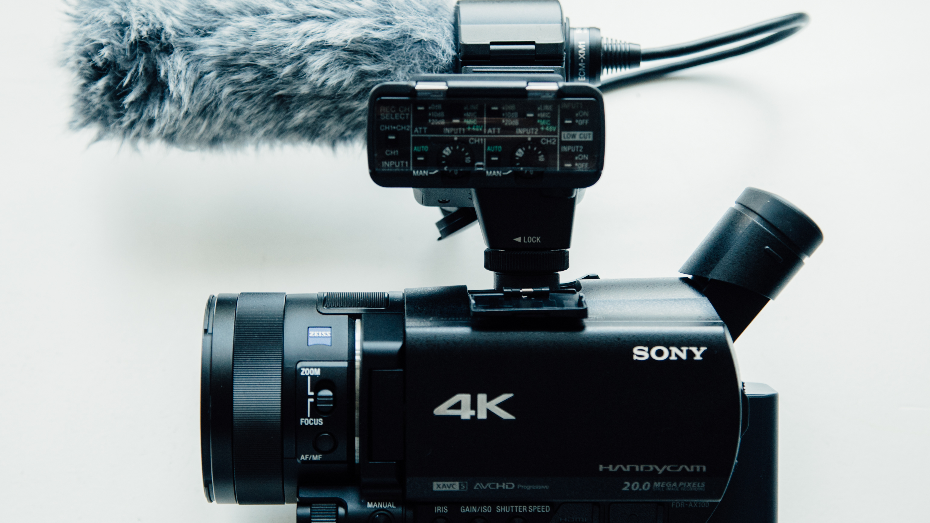 Sony AX100 Review - Powerful 4K Tool with New 100 Mbps Firmware