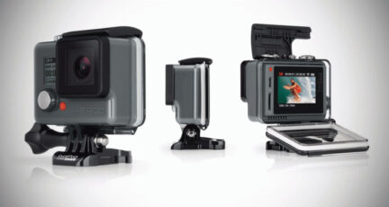 GoPro Hero+ LCD introduced, new entry level camera with built-in touchscreen