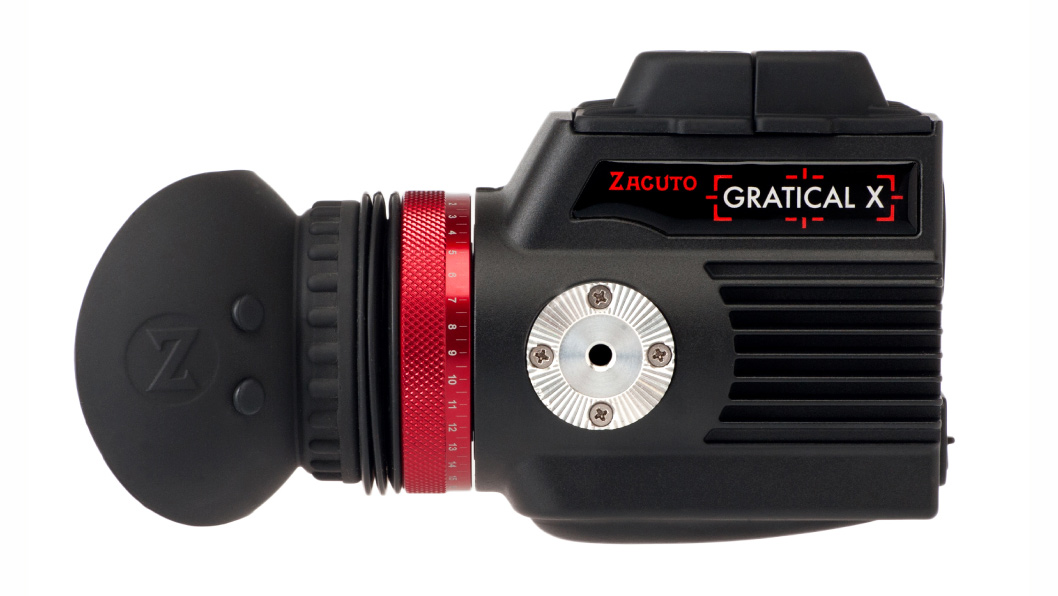 Zacuto announces Gratical X - more affordable OLED EVF for $1650