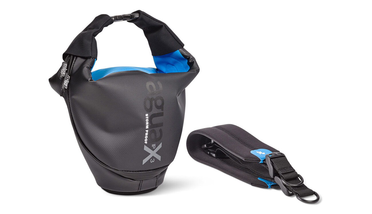 miggo AGUA - A Totally New Storm- & Waterproof Camera Bag