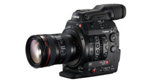 C300 Mark II Feature