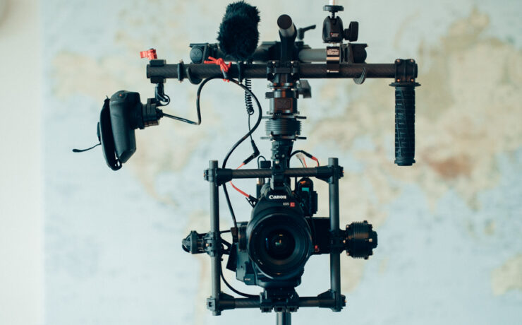 How to attach the C100/C300 hand grip to your MoVi or Ronin