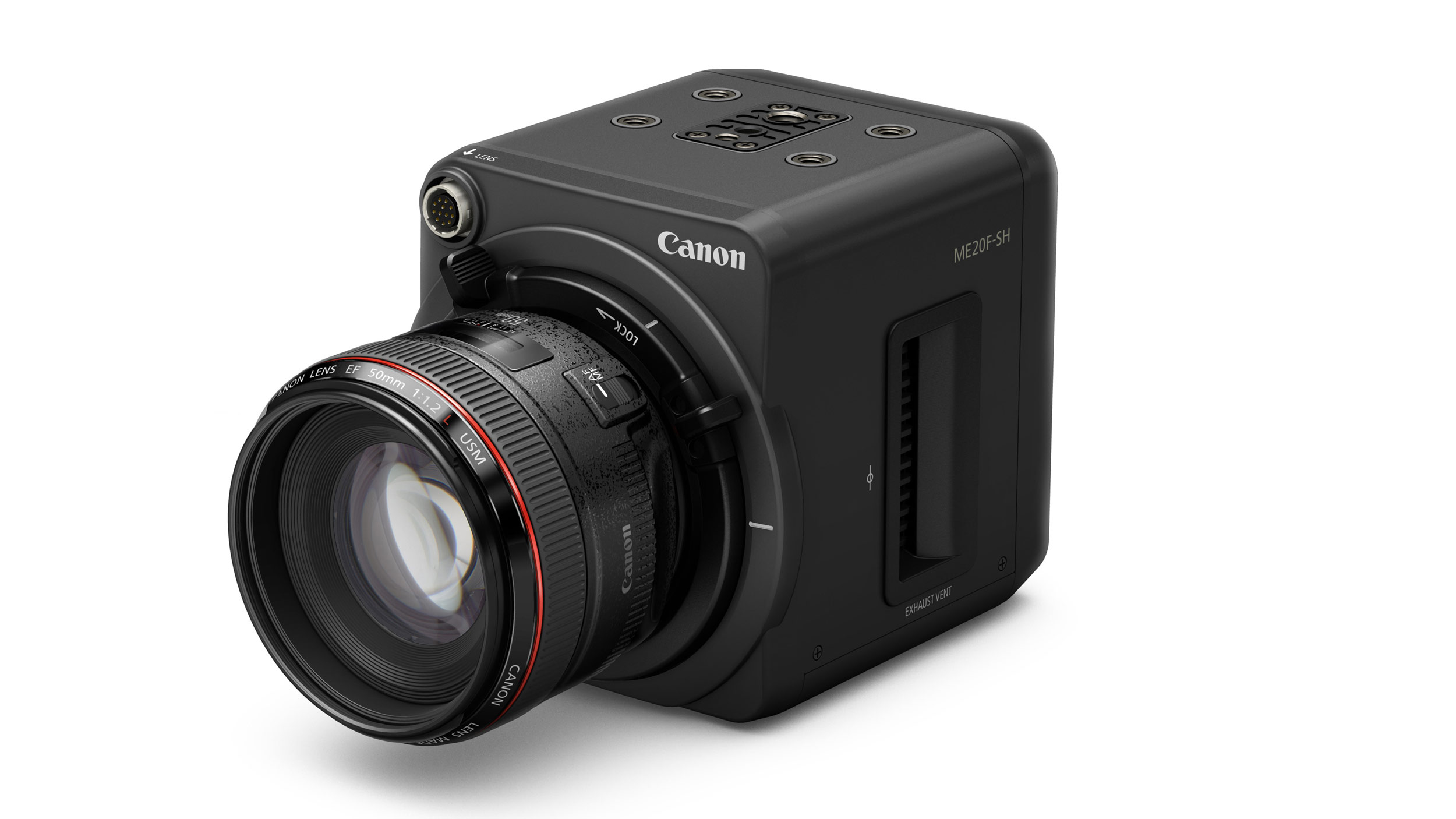 the new canon me20f sh a lowlight camera with 4 million iso