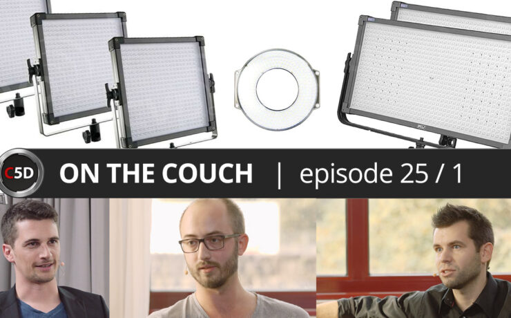 What makes a good LED light? - ON THE COUCH Ep. 25 part 1 of 3 - O'Connor Hartnett, Mark-André Voss
