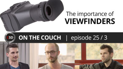 The Importance of Viewfinders - ON THE COUCH ep 25 part 3 of 3 - O'Connor Hartnett, Mark-André Voss