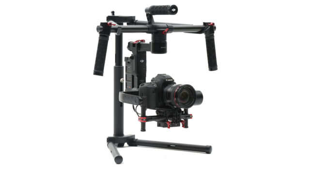 Ronin M feature