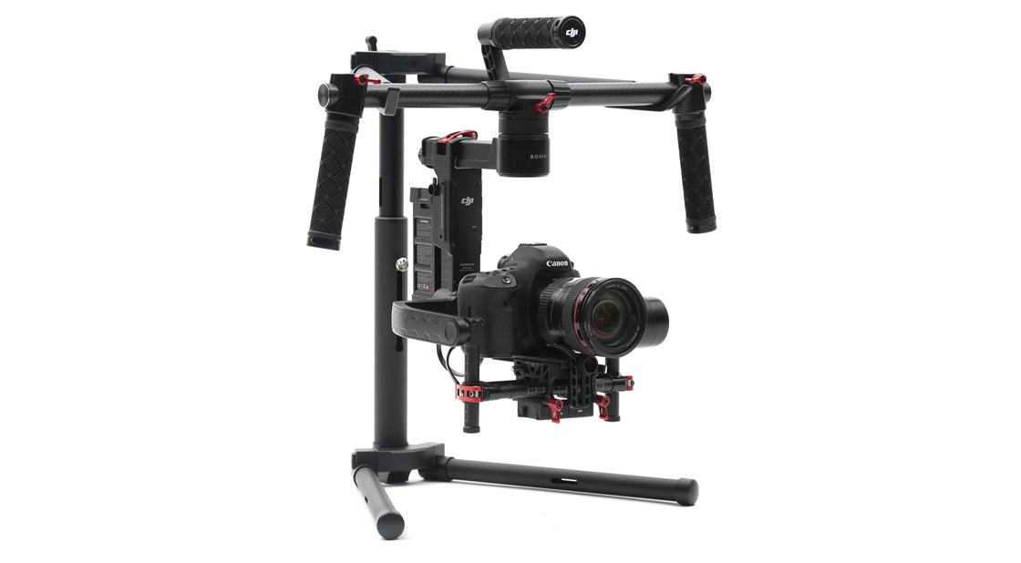 CineMilled Expands Compatibility Of The DJI Ronin M Stabilizer To More Cameras