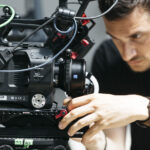 Sony FS7 with a ZEISS Batis lens, operated by Nino Leitner