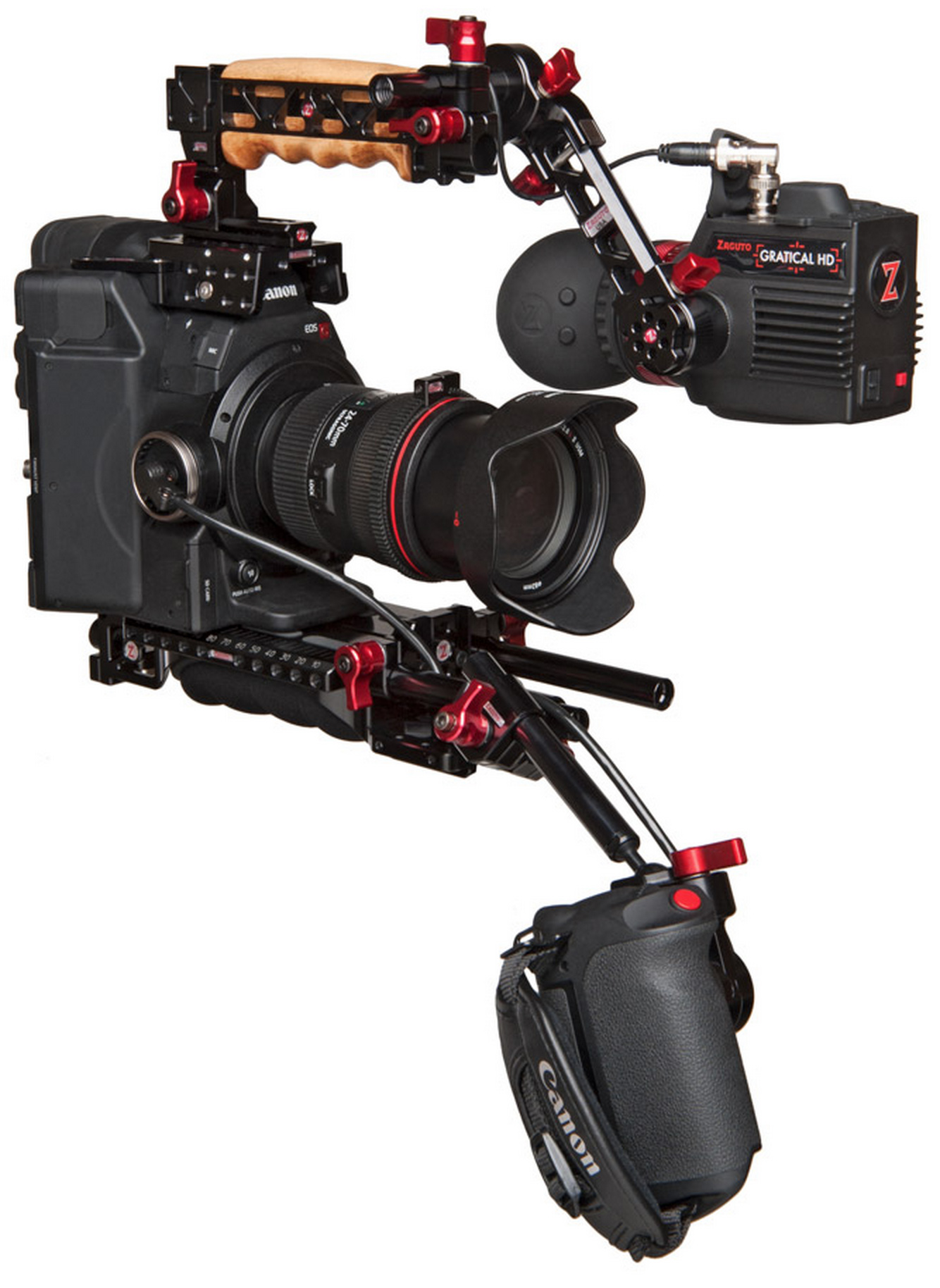 C300 Mark II Gets The Recoil Treatment From Zacuto | cinema5D