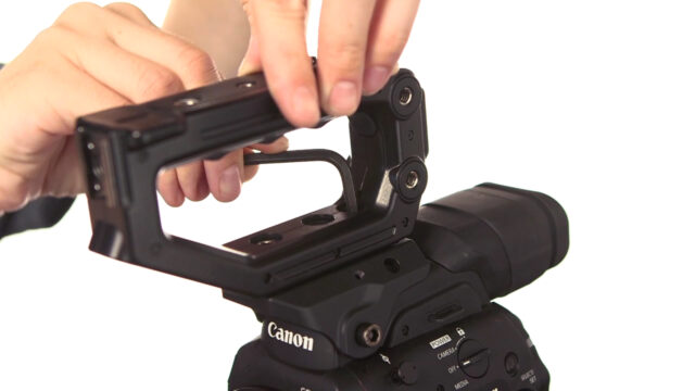 C300 Mark II Top Handle