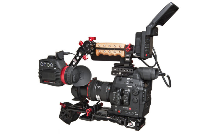 C300 Mark II Gets The Recoil Treatment From Zacuto