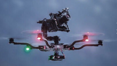 Impressive New Aerial Cinematography Shot With Freefly ALTA