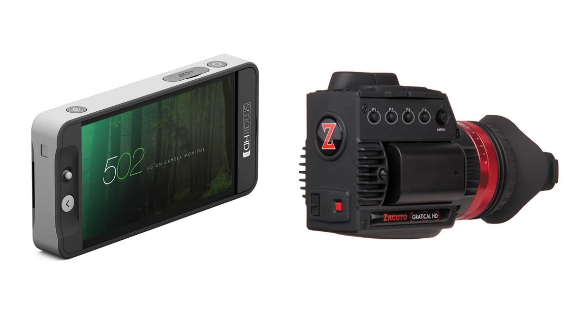 Zacuto Gratical and SmallHD 502 Get Firmware Updates