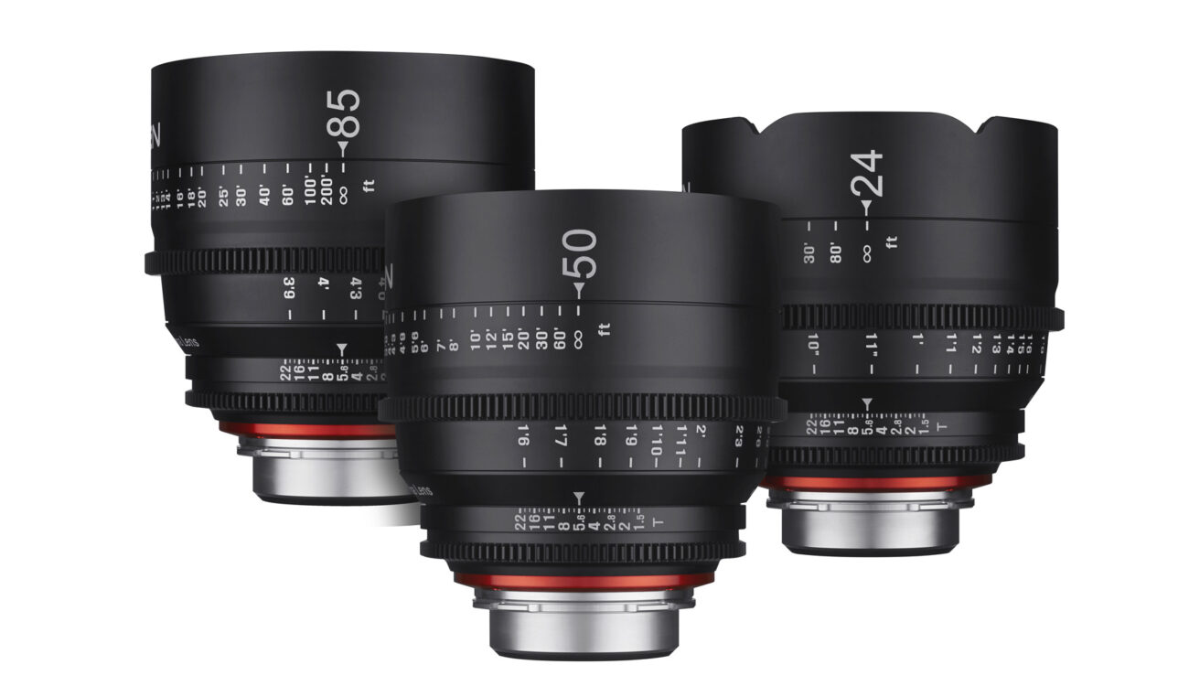 5 Good Reasons Why The New XEEN Lenses Are A Big Deal
