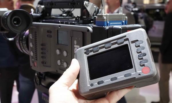 Arri Control Panel Announced Plus MPEG2 & ProRes 4444 XQ Recording