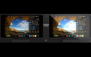 Atomos Drops Prices, Introduces AtomOS 6.5 & Shogun Studio