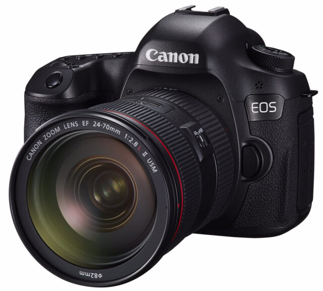 Canon 120 Megapixel DSLR
