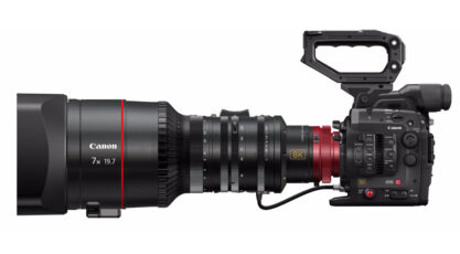 Canon Announce 8K Concept Cinema Camera and 120 Megapixel DSLR