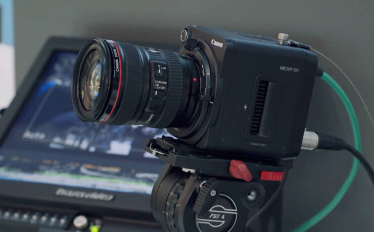 Canon 4 Million ISO Camera ME20F-SH - First Footage - Perfect for Wildlife?