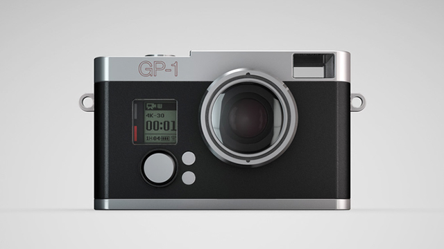 Exo GP-1 GoPro Housing Unit on Kickstarter