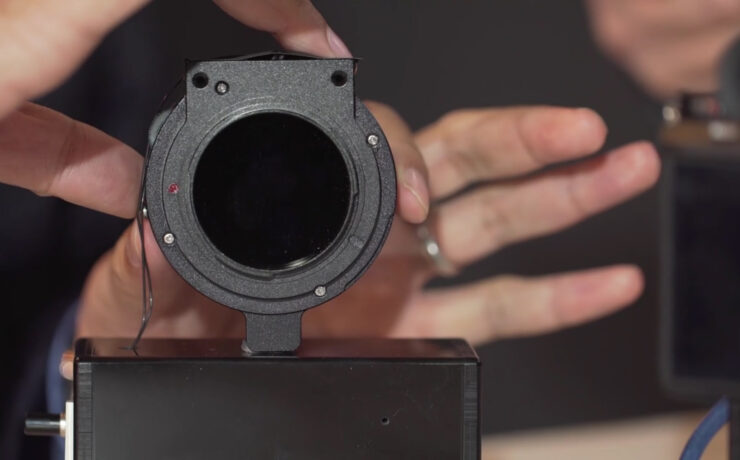Versatile Exposure Control: Genus' Lens Adaptor with Electronic ND Filtration