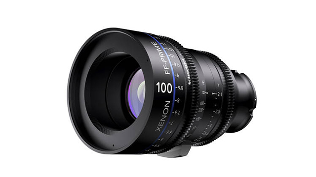 Schneider Announces Full-Frame E-Mount Prime Lenses