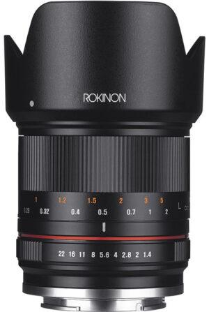 Rokinon 21mm f:1.4_1