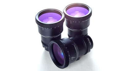 New SLR Magic Anamorphic Lenses Producing Vintage Look