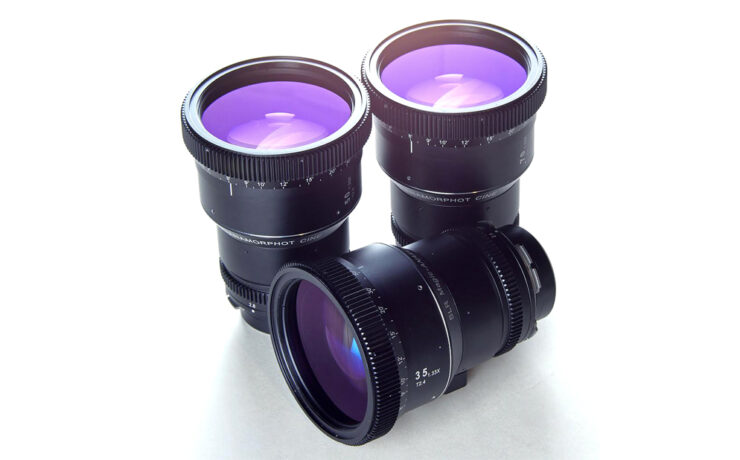 New SLR Magic Anamorphic Lenses Producing Vintage Look