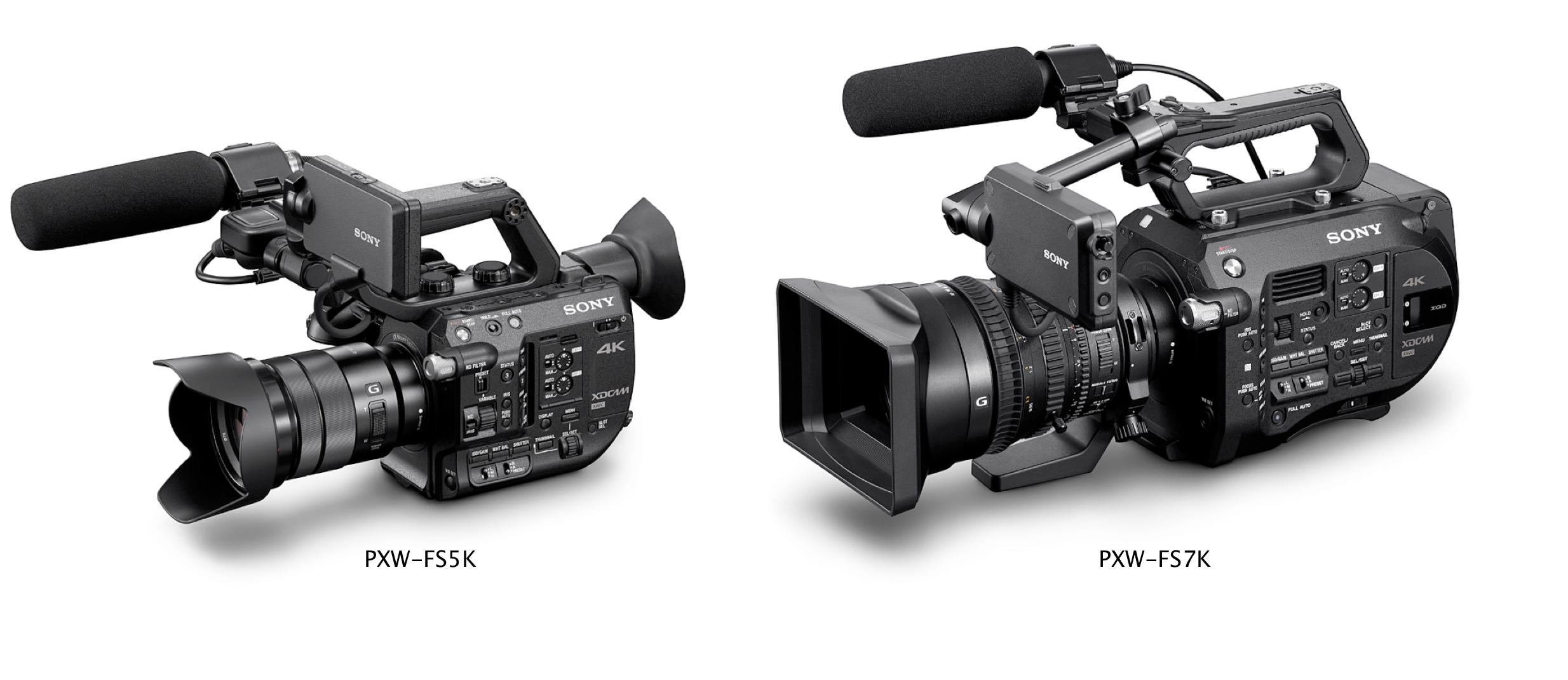 Sony PXW-FS5 Camera Drivers Download (2019)