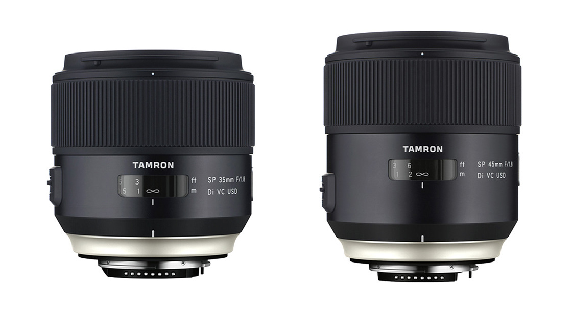 Tamron Announce Two New Feature Rich Premium Primes
