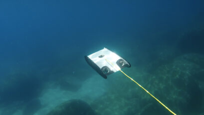 OpenROV Trident - Underwater Drone Appears on Kickstarter