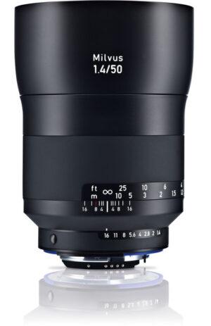 Zeiss Milvus 50mm