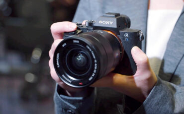 Sony A7sII Hands-On Video - Main Features