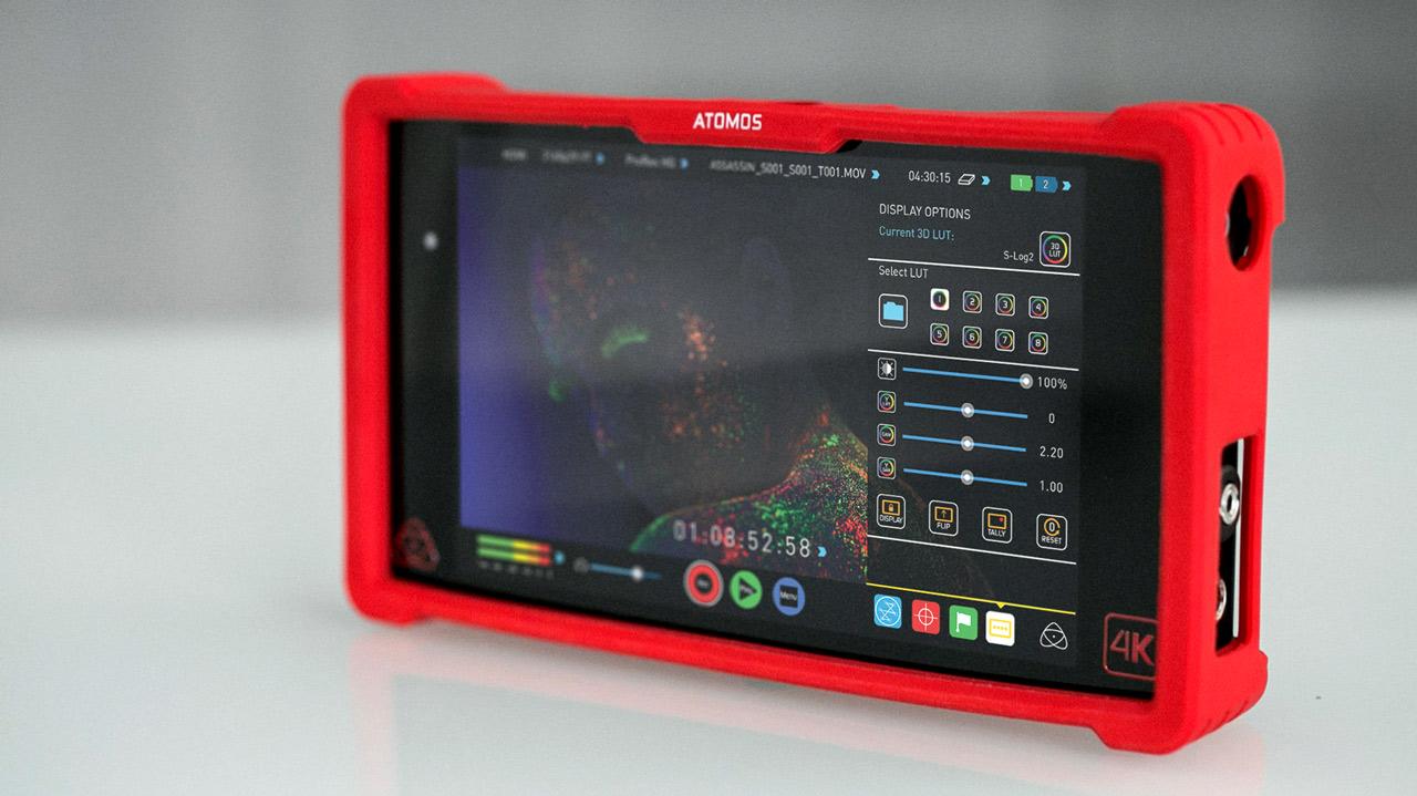 Atomos Ninja Assassin - New 4K HDMI Recorder - Hands-On