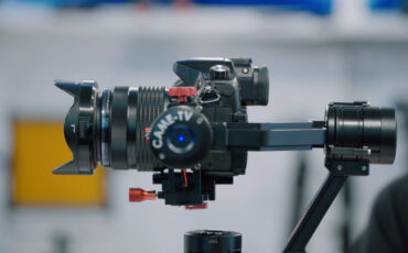CAME-Single - A More Intelligent Lightweight 3 Axis Gimbal