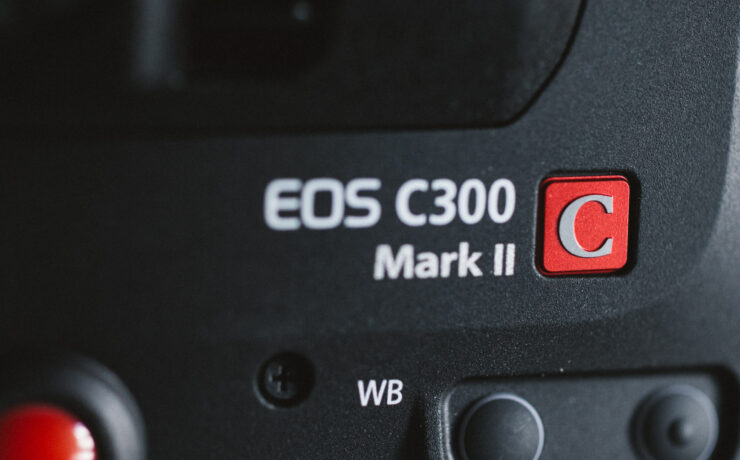 Canon Log 3 in New Firmware Update for the C300 Mark II