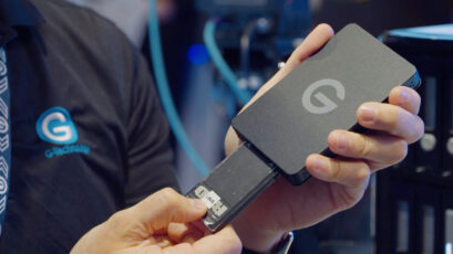 G-Technology introduces RED card reader, ev Firewire adapter, G-DOCK ev Solo