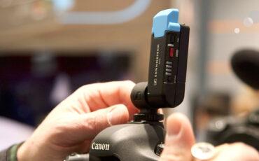 Sennheiser AVX - Camera-Mountable Audio Transmitters