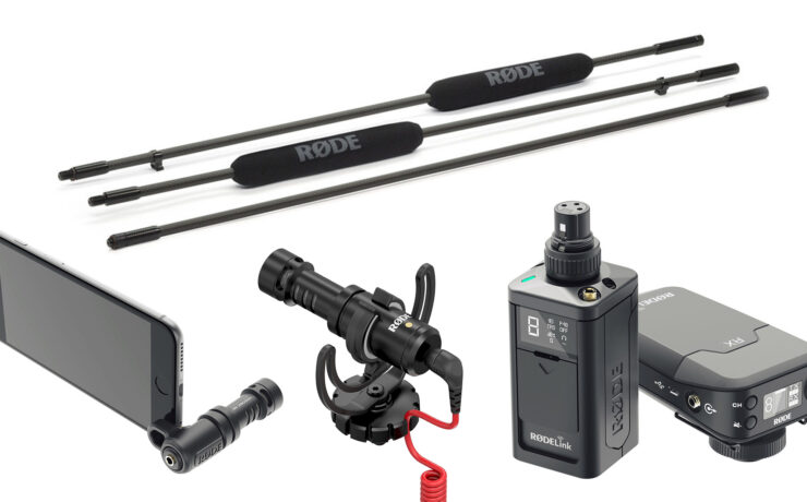 Røde Introduces 5 New Products for Your Indie-Production