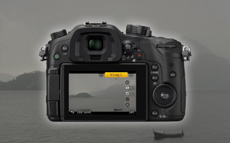 Panasonic's Release of V-Log L for Panasonic GH4 Imminent