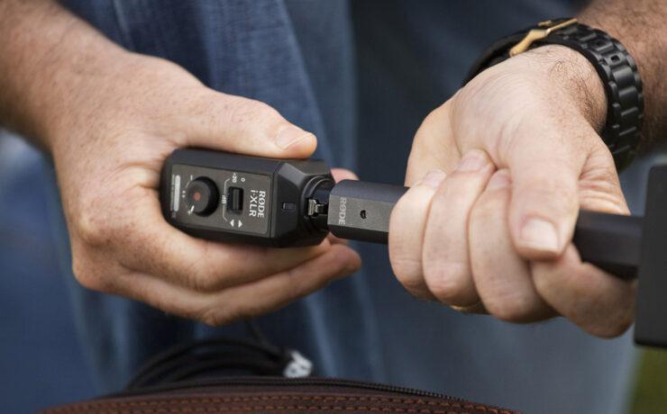 Røde i-XLR - An iPhone XLR Adaptor for High Quality Audio on Your Phone