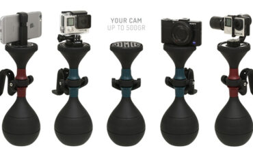 solidLUUV - Kickstarter Compact Camera Stabilizer on Kickstarter