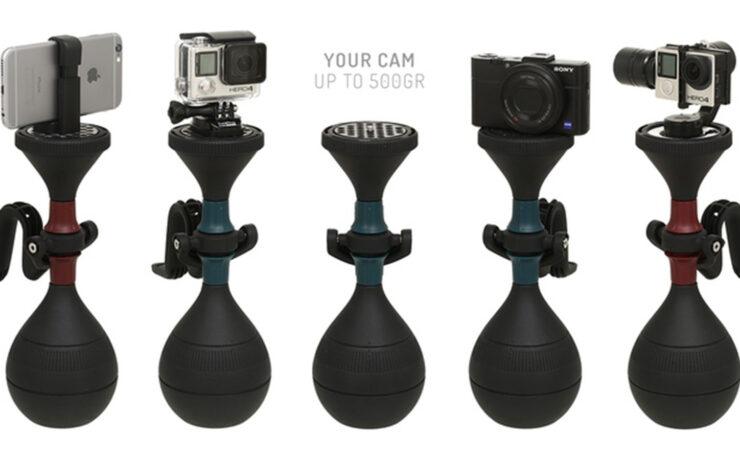 solidLUUV - Kickstarter Compact Camera Stabilizer on Kickstarter