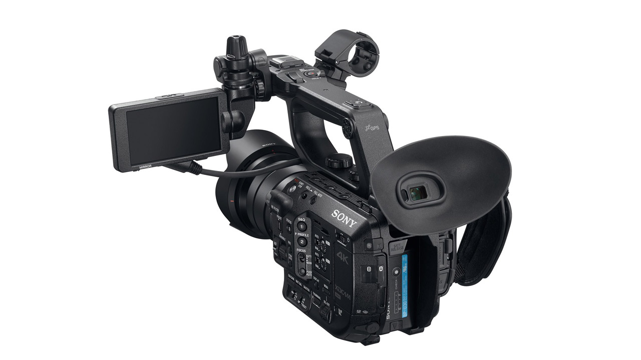 Sony Announce Pxw Fs5 Smaller Fs Camera With S Log 4k